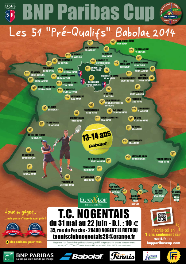 Tournoi TC Nogentais