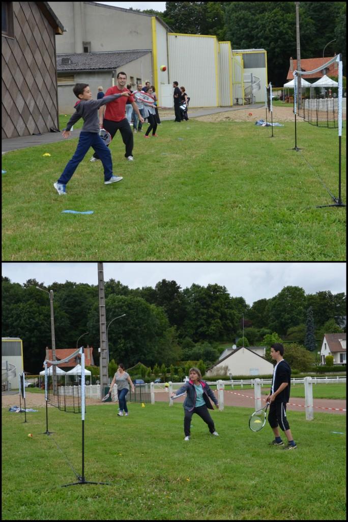 Tennis-Volley