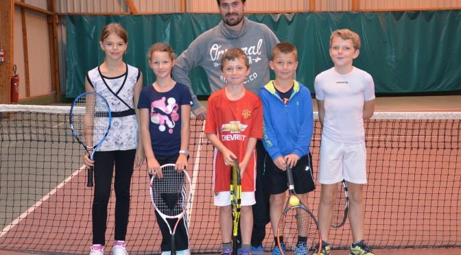 Reprise des cours tennis club de l ves for Cours de tennis en ligne